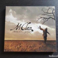 CDs de Música: M CLAN - MEMORIAS DE UN ESPANTAPÁJAROS - CD ALBUM - WARNER - 2008. Lote 141731418