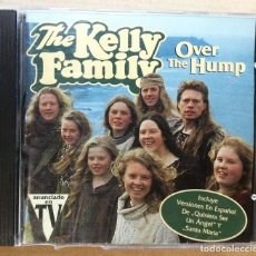 CDs de Música: CD MÚSICA CANCIONES. THE KELLY FAMILY. OVER THE HUMP. 1994. 16 CANCIONES. . Lote 141735822