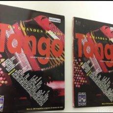 CDs de Música: MÚSICA CD'S TANGO. Lote 141738508