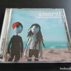 CDs de Música: AMARAL - PÁJAROS EN LA CABEZA - CD ALBUM - EMI - 2005. Lote 141763630