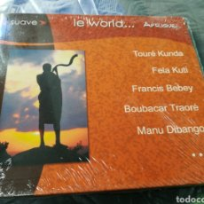 CDs de Música: LE WORLD CD AFRIQUE PRECINTADO. Lote 141776168