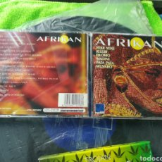 CDs de Música: AFRIKAN CD. Lote 141777366