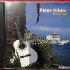 CDs de Música: PETER WHITE.EXCUSED-MOI...RARO...PEDIDO MINIMO 5€. Lote 141780730