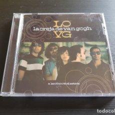 CDs de Música: LA OREJA DE VAN GOGH - LOVG - A LAS CINCO EN EL ASTORIA - CD ALBUM - SONY - 2008. Lote 141790782