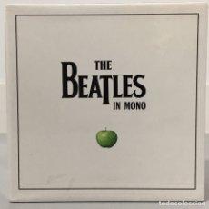 CDs de Música: THE BEATLES BOX IN MONO. Lote 141799058