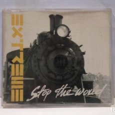 CDs de Música: CD EXTREME STOP THE WORLD. Lote 141834202