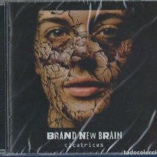 CDs de Música: BRAND NEW BRAIN CD SPANISH HEAVY 2015 -SARATOGA-HAMLET-ANGELUS APATRIDA (COMPRA MINIMA 15 EUROS). Lote 141838198
