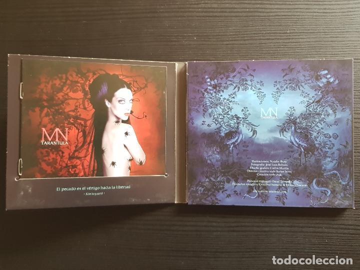 CDs de Música: MONICA NARANJO - TARANTULA - CD ALBUM - SONY - 2008 - Foto 3 - 141839070