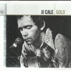 CDs de Música: JJ CALE - GOLD - CD DOBLE UNIVERSAL 2007 NUEVO. Lote 141882826