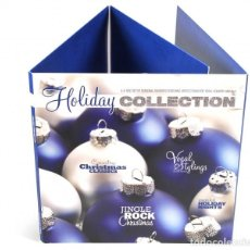 CDs de Música: HOLIDAY COLLECTION * BOX 4 CD * CLÁSICOS DE TODOS ESTILOS NAVIDAD * RHINO * BOX PRECINTADO!!. Lote 141926442