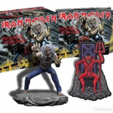 CDs de Música: IRON MAIDEN NUMBER OF THE BEAST LIMITED BOX SET CD NEW 16.11.18. Lote 147724672
