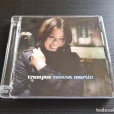 CDs de Música: VANESA MARTÍN - TRAMPAS - CD ALBUM - WARNER - 2009. Lote 141953862