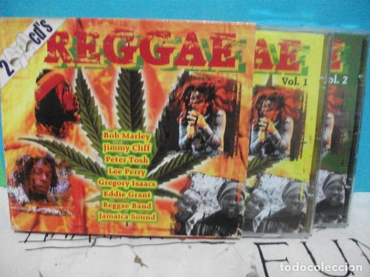 REGGAE DOBLE CD ALBUM EXITOS 2002 COMO NUEVO¡¡ PEPETO (Música - CD's Reggae)