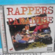 CDs de Música: CD ALBUM VARIOUS - RAPPERS PARADISE - MCA EUROPE COMO NUEVO¡¡ PEPETO. Lote 141967742