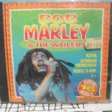 CDs de Música: BOB MARLEY & THE WAILERS 16 XITOS CD ALBUM COMO NUEVO¡¡ PEPETO. Lote 141969278