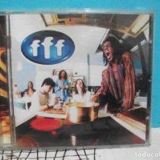 CDs de Música: FFF CD ALBUM 1996 COMO NUEVO¡¡ PEPETO. Lote 141969642