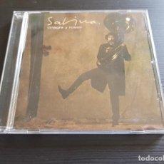 CDs de Música: JOAQUIN SABINA - VINAGRE Y ROSAS - CD ALBUM - SONY - 2009. Lote 142021662