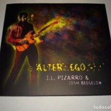CDs de Música: ALTER EGO J.L PIZARRO & JOSSH BEEGELOW SPANISH GUITAR METAL-JORGE SALAN. Lote 142036278