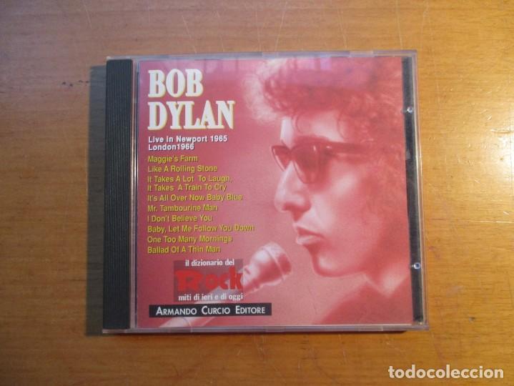 CDs de Música: Cd's coleccion diccionario del Rock. Volumenes Blind Faith y Bob Dylan - Foto 3 - 142039674