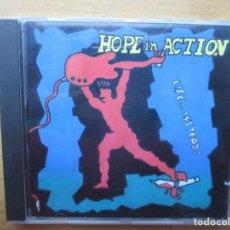 CDs de Música: CD HOPE IN ACTION. Lote 142041546