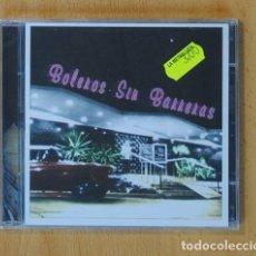 CDs de Música: VARIOS - BOLEROS SIN BARRERAS - 2 CD. Lote 142043052