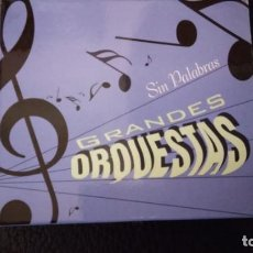 CDs de Música: GRANDES ORQUESTAS - SIN PALABRAS. Lote 142066678