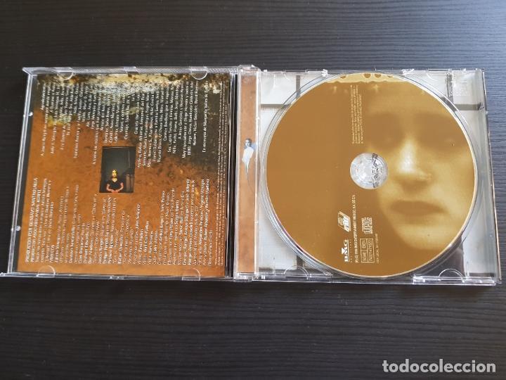CDs de Música: JUIETA VENEGAS - AQUÍ - CD ALBUM - BMG - 1998 - Foto 3 - 142072622