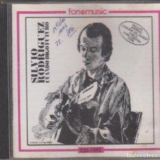 CD de Música: SILVIO RODRÍGUEZ CD CUANDO DIGO FUTURO 1991 FONOMUSIC. Lote 142084630