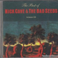 CDs de Música: NICK CAVE & THE BAD SEEDS – THE BEST OF NICK CAVE & THE BAD SEEDS INTERVIEW CD. Lote 142084718