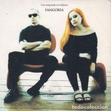 CDs de Música: FANGORIA ALASKA - UNA TEMPORADA EN EL INFIERNO - CD PROMOCIONAL EN FUNDA DE CARTON. Lote 142090394