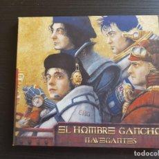 CDs de Música: EL HOMBRE GANCHO - NAVEGANTES - CD ALBUM - BMG - 2003. Lote 142151434
