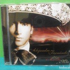 CDs de Música: ALEJANDRO FERNANDEZ NIÑA AMADA MIA CD ALBUM SONY / COLUMBIA COMO NUEVO¡¡. Lote 142153002