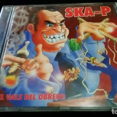 CDs de Música: SKA-P - EL VALS DEL OBRERO - CD. Lote 142175162