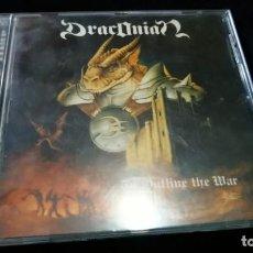 CDs de Música: DRACONIAN TO OUTLIVE THE WAR 2001 AVISPA CD. Lote 142180694