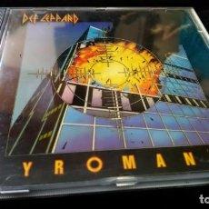 CDs de Música: DEF LEPPARD PYROMANIA CD. Lote 142184338