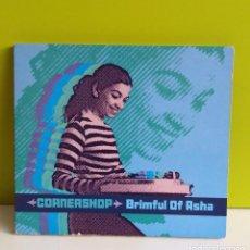 CDs de Música: CORNERSHOP / BRIMFUL OF ASHA / CD- SINGLE. Lote 142187270
