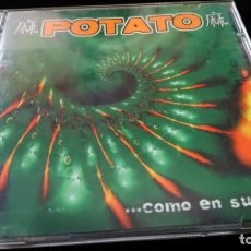 CDs de Música: POTATO: COMO EN SUEÑOS CD. Lote 142200302