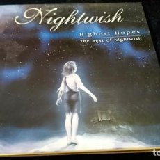 CDs de Música: NIGHTWISH HIGHEST HOPES CD. Lote 142202066
