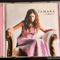 CDs de Música: TAMARA SIEMPRE. Lote 142236465