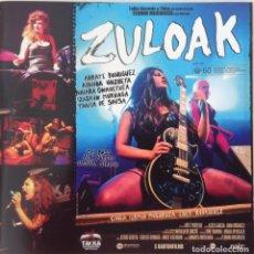 CDs de Música: ZULOAK CD FERMÍN MUGURUZA. Lote 142249562
