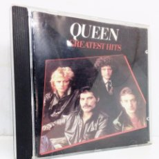 CDs de Música: QUEEN GREATEST HITS. Lote 142264142