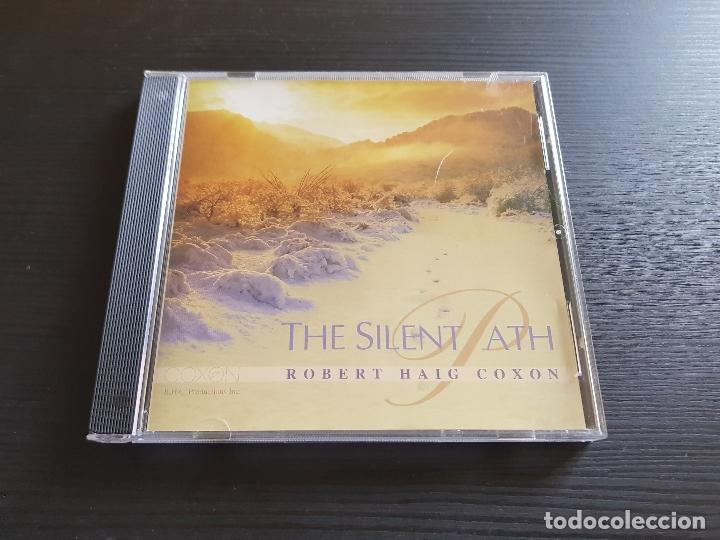 THE SILENT PATH - ROBERT HAIG COXON - CD ALBUM - R.H.C. - 1995 (Música - CD's New age)