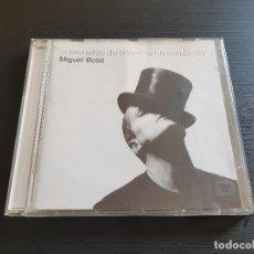 CDs de Música: MIGUEL BOSÉ - 11 MANERAS DE PONERSE UN SOMBRERO - CD ALBUM - WARNER - 1998. Lote 142279290