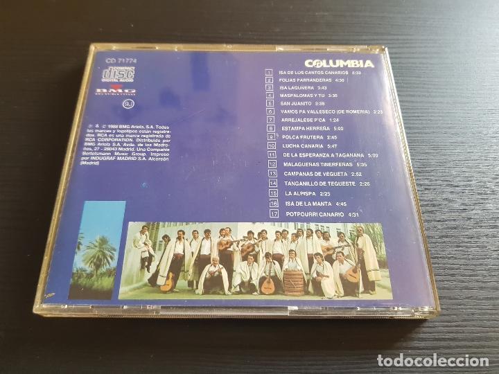 CDs de Música: LOS SABANDEÑOS - LO MÉJOR DE - CD ALBUM - BMG - 1998 - Foto 2 - 142281358