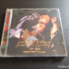 CDs de Música: JUAN LUIS GUERRA 4 40 - GRANDES ÉXITOS - CD ALBUM - KAREN - 1995. Lote 142281498