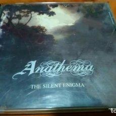 CDs de Música: CD - ANATHEMA - THE SILENT ENIGMA. Lote 142320214