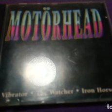 CDs de Música: MOTORHEAD LIVE AB 3024 - VERY RARE CD. Lote 142322866