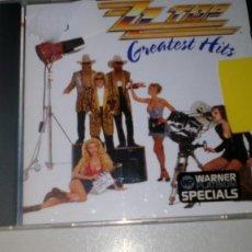 CDs de Música: ZZ TOP - GREATEST HITS. Lote 142329398