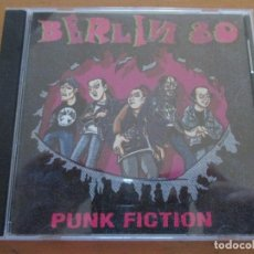 CDs de Música: BERLIN 80 PUNK FICTION VAIN SKELETON 2001. Lote 142344162