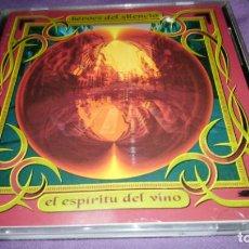 CDs de Música: HEROES DEL SILENCIO (EL ESPIRITU DEL VINO) CD. Lote 142344654